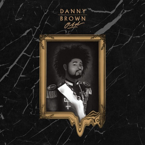 Cover DANNY BROWN, old