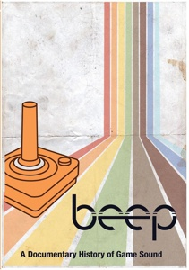 Cover V/A, beep: a documentary history of game sound