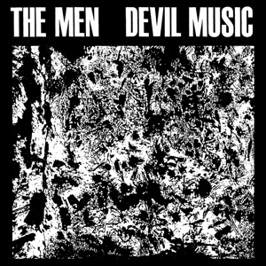 Cover THE MEN, devil music