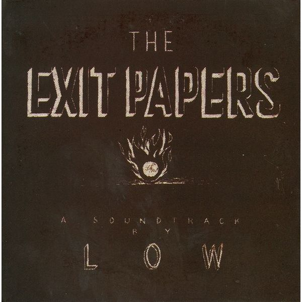 Cover LOW, the exit papers
