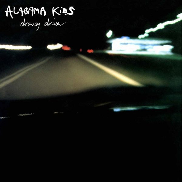 ALABAMA KIDS, drowsy driver cover