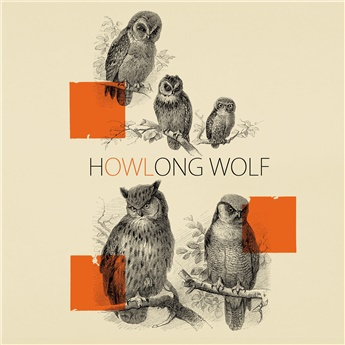Cover HOWLONG WOLF, owl