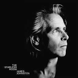 Cover JAMES JOHNSTON, the starless room