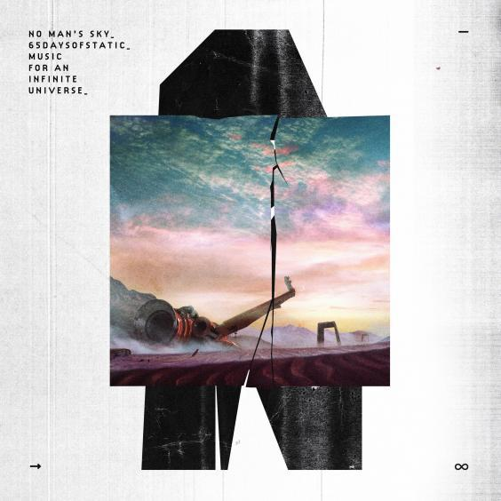 Cover O.S.T. / 65 DAYS OF STATIC, no man´s sky