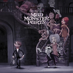 Cover O.S.T., mad monster party
