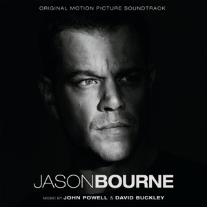 Cover O.S.T. (JOHN POWELL&DAVID BUCKLEY), jason bourne