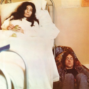 YOKO ONO/JOHN LENNON, unfinished music: life with the lions cover