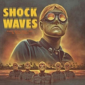 Cover O.S.T. (RICHARD EINHORN), shockwaves