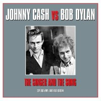 BOB DYLAN & JOHNNY CASH, s/t cover