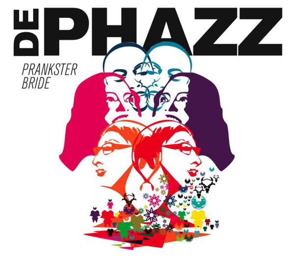 Cover DE-PHAZZ, prankster bride