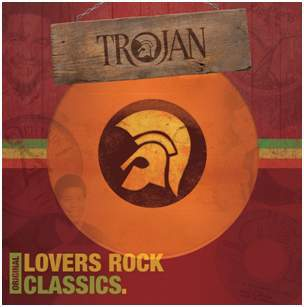 Cover V/A, original lovers rock classics