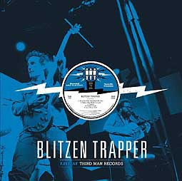 BLITZEN TRAPPER, live at third man cover
