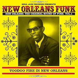 Cover V/A, new orleans funk 4