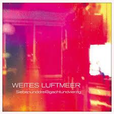 WEITES LUFTMEER, siebenunddreissigachtundvierzig cover