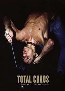 Cover IGGY POP, total chaos: story of the stooges