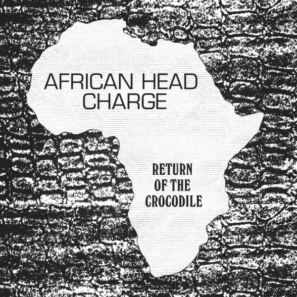 Cover AFRICAN HEADCHARGE, return of the crocodile