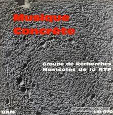V/A, musique concrete cover