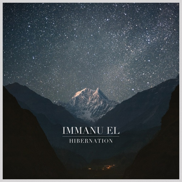 IMMANU EL, hibernation cover