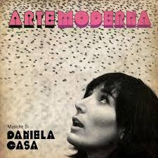 DANIELA CASA, arte moderna cover