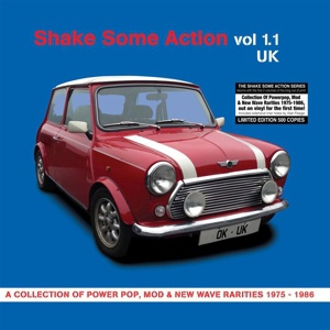 Cover V/A, shake some action vol. 1.1 (uk)