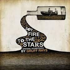 Cover GRUFF RHYS, set fire to the stars