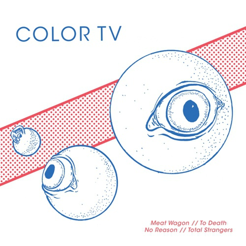 Cover COLOR TV, s/t