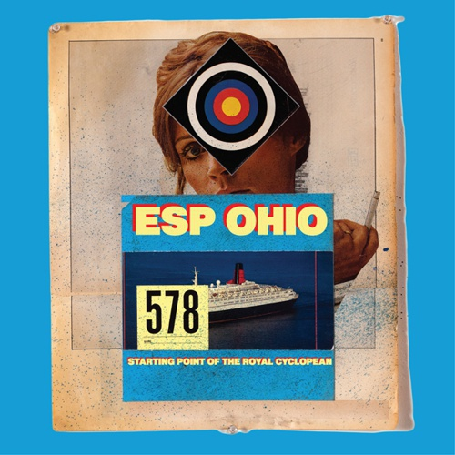 Cover ESP OHIO, starting point of the royal cyclopean