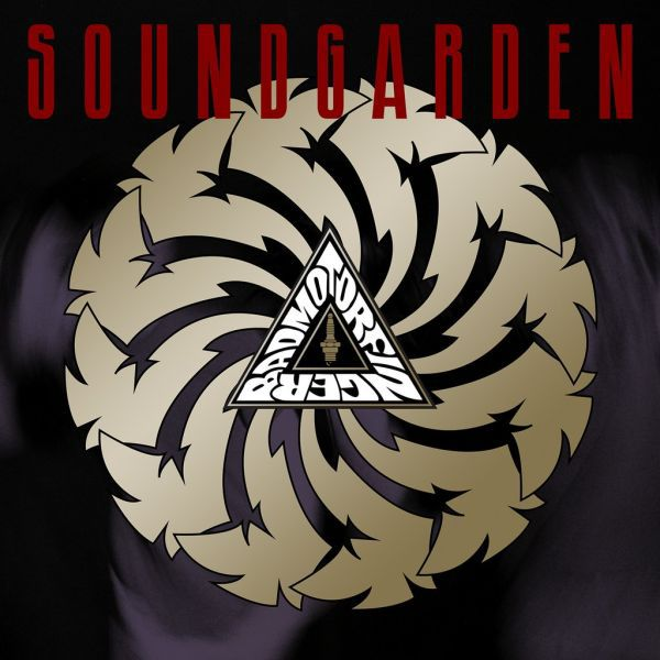 Cover SOUNDGARDEN, badmotorfinger (25th anniversary)