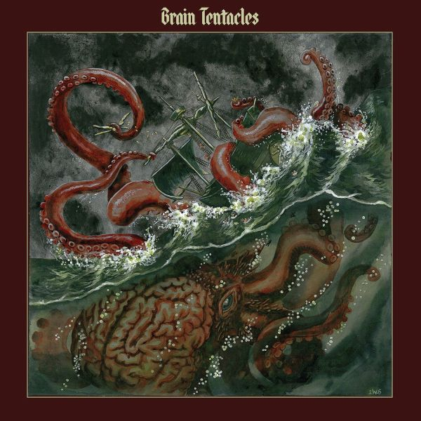 Cover BRAIN TENTACLES, s/t