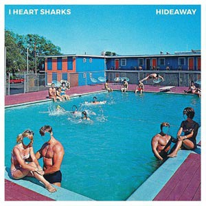 Cover I HEART SHARKS, hideaway