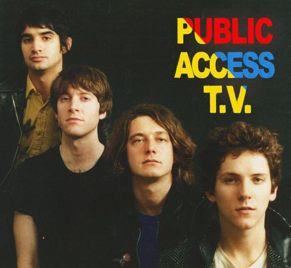 Cover PUBLIC ACCESS TV, never enough