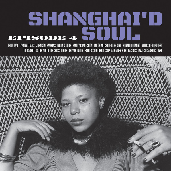 V/A, shanghai´d soul: episode 4 cover
