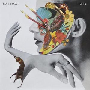 KONNI KASS, haphe cover