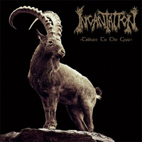 Cover INCANTATION, tribute to the goat