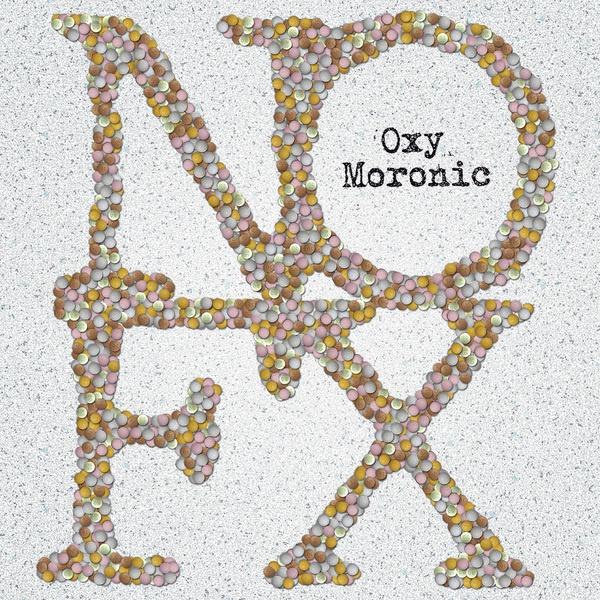 NOFX, oxy moronic cover