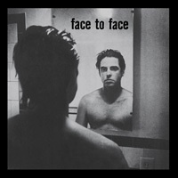 FACE TO FACE, s/t (re-issue) cover