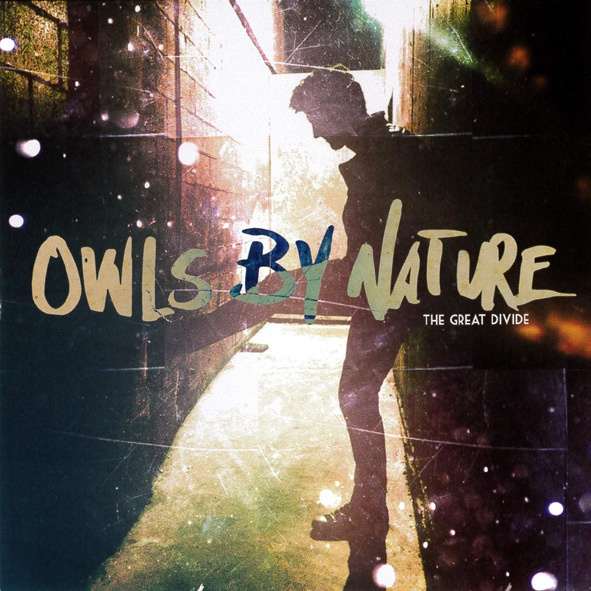 Cover OWLS BY NATURE, the great divide
