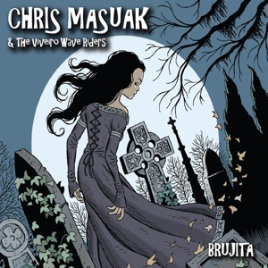 Cover CHRIS MASUAK, brujita