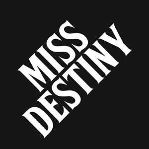 MISS DESTINY, s/t cover