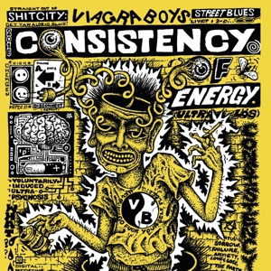 Cover VIAGRA BOYS, consistence of energy