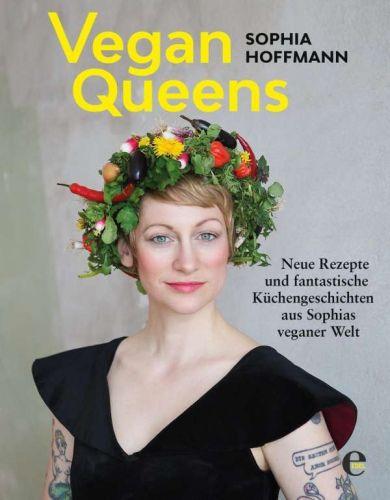 SOPHIA HOFFMANN, vegan queens cover
