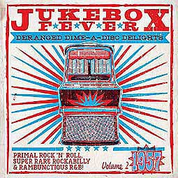 Cover V/A, jukebox fever - 1957