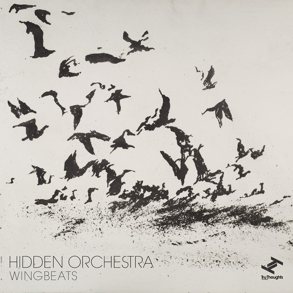 Cover HIDDEN ORCHESTRA, wingbeats