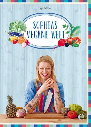 SOPHIA HOFFMANN, sophias vegane welt cover