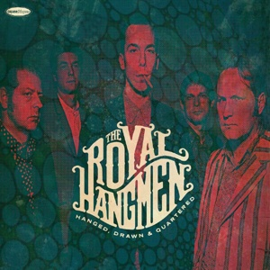 Cover ROYAL HANGMEN, hanged, drawn & quartered