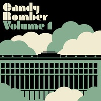 Cover CANDY BOMBER, volume 1