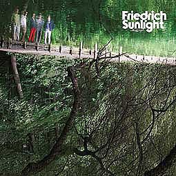 FRIEDRICH SUNLIGHT, s/t cover