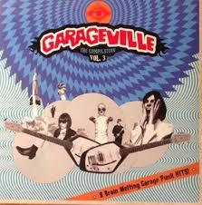 Cover V/A, garageville vol. 3