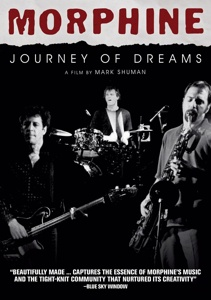 Cover MORPHINE, a journey of dreams