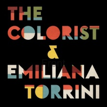 EMILIANA TORRINI/THE COLORIST, s/t cover